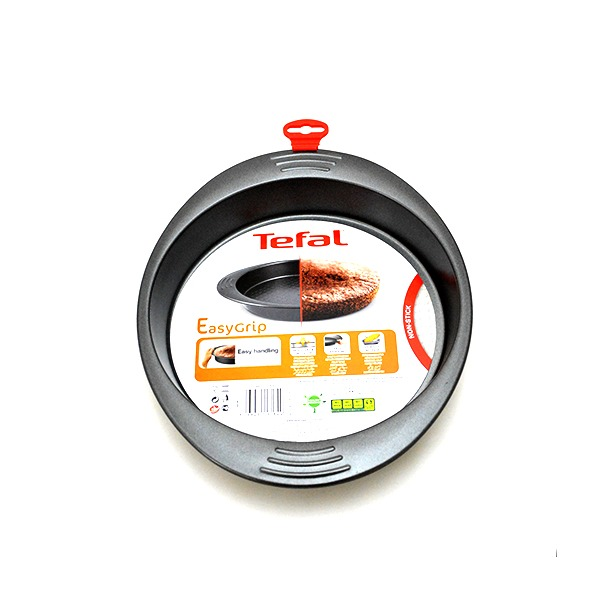 фото Форма для круглого пирога Tefal EasyGrip. Диаметр: 23 см