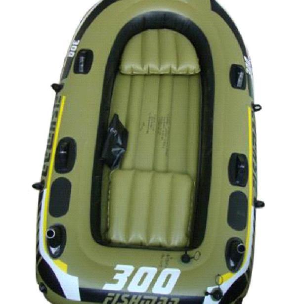 фото Лодка надувная Jilong Fishman 300 Set