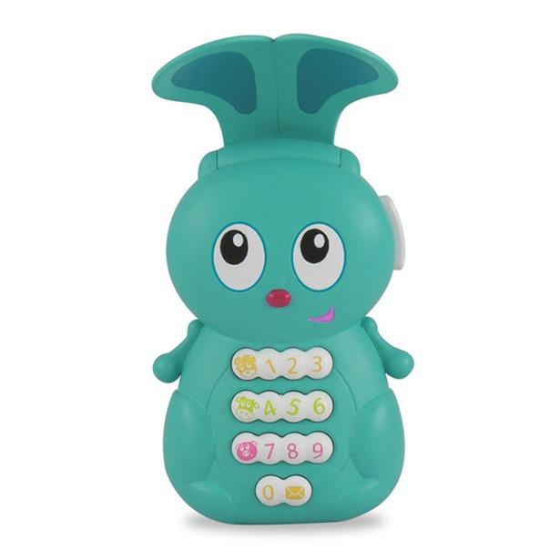 фото Музыкальная игрушка Ouars Бани-ушастый телефон