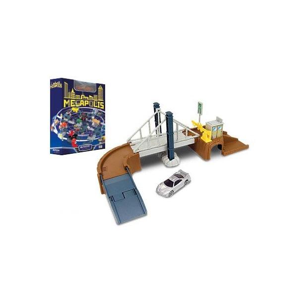 фото Набор игровой для мальчиков AUTOTIME Megapolis. Мост с машиной