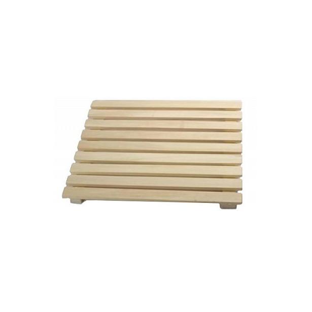 фото Решетка на пол Банные штучки для бани и сауны. Размер: 50х100 см