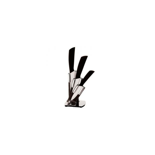 фото Набор керамических ножей Bradex «Мастер кухни»