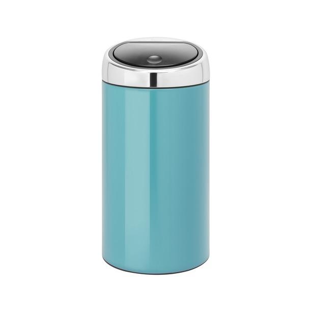 фото Бак для мусора Brabantia Touch Bin. Объем: 45 литров