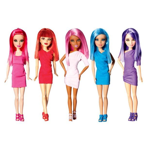 фото Кукла с аксессуарами Liv «Игра с цветом». В ассортименте