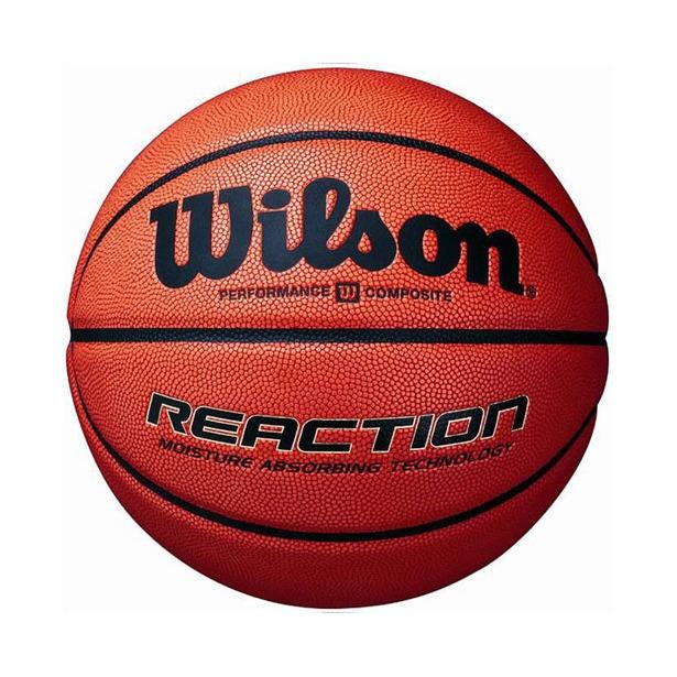 фото Мяч баскетбольный Wilson Reaction B1237X