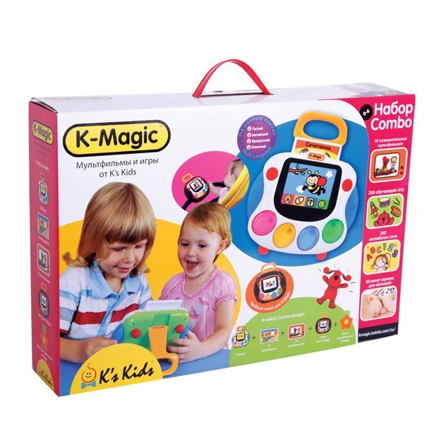 фото Музыкальный планшет K-Magic Combo