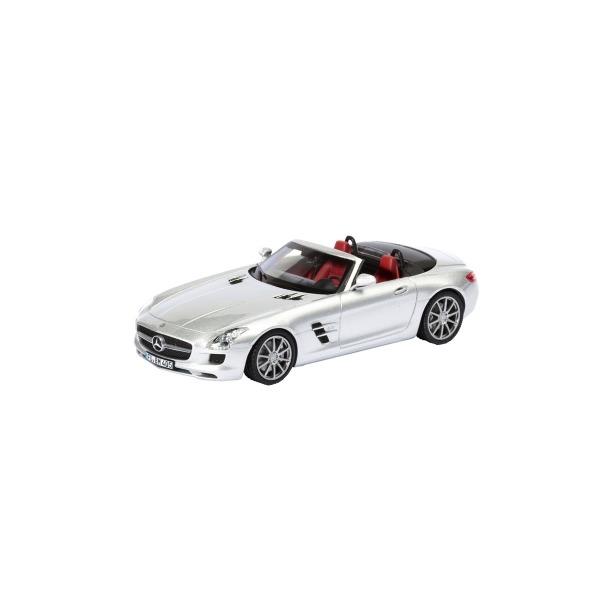 фото Модель автомобиля 1:43 Schuco MB SLS AMG