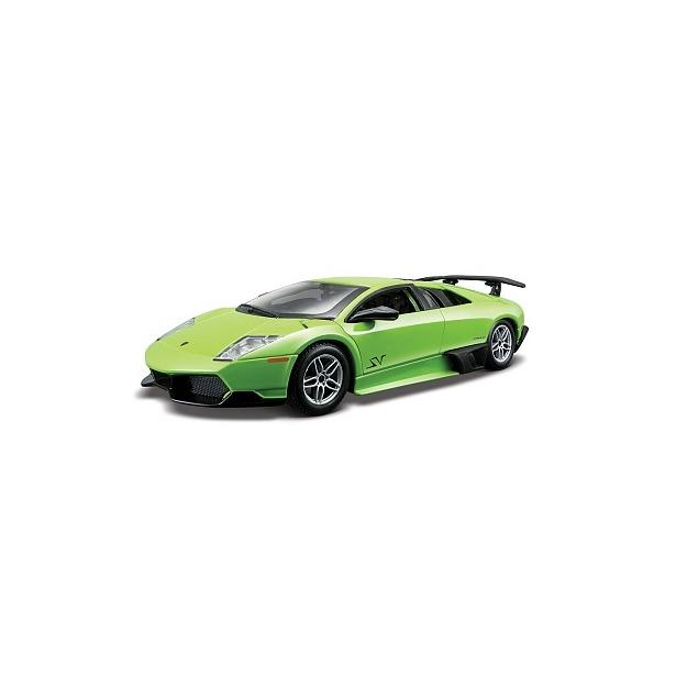фото Сборная модель автомобиля 1:24 Bburago Lamborghini Murcielago LP 670-4 SV