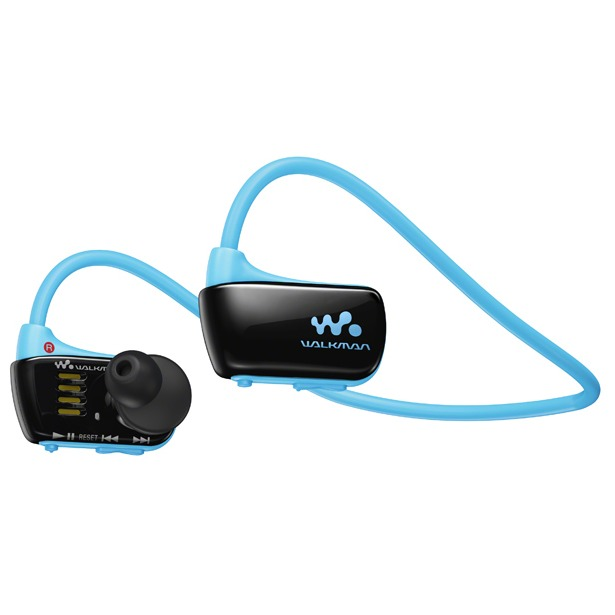 фото MP3-плеер SONY NWZ-W274S. Цвет: голубой