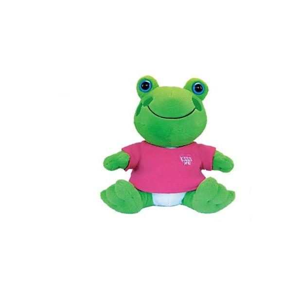 фото Мягкая игрушка Пуффи Веселая лягушка