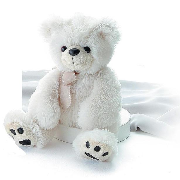 фото Мягкая игрушка AURORA Медведь. Размер: 27 см. Цвет: темно-коричневый