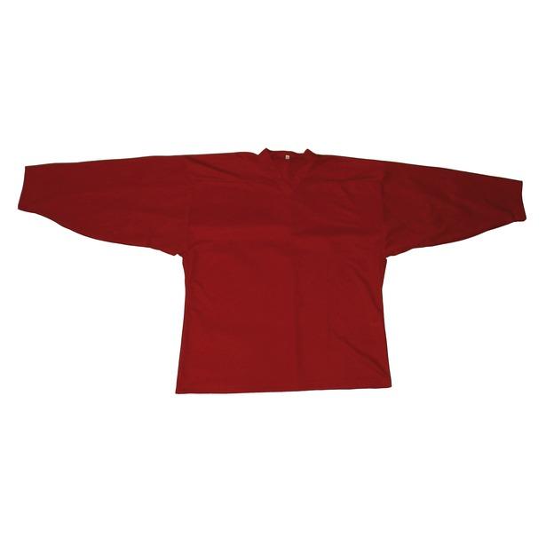 фото Рубашка тренировочная ATEMI. Цвет: красный. Размер: L (56)