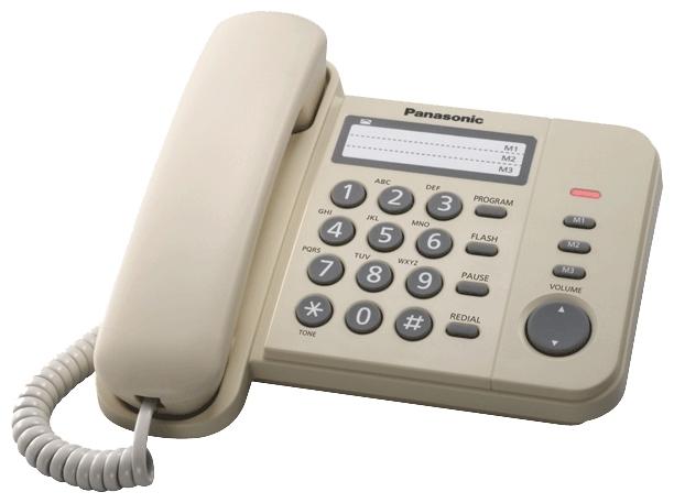 фото Телефон Panasonic KX-TS2352