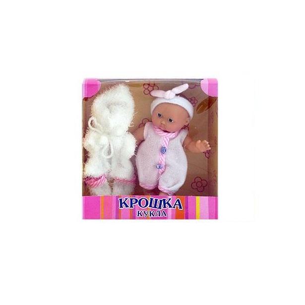 фото Кукла МАРУСЯ Крошка с комплектом одежды