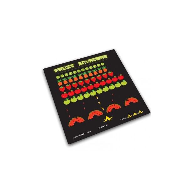 фото Доска для готовки и защиты рабочей поверхности Joseph Joseph Fruit Invaders