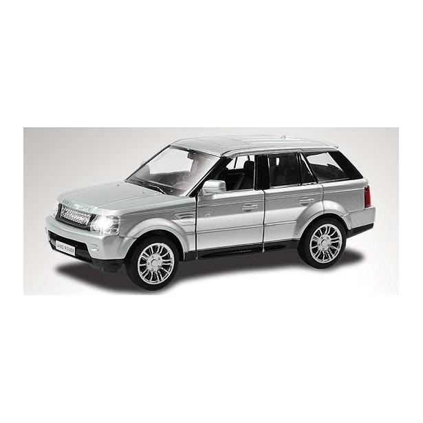 фото Модель автомобиля RMZ City Land Rover Range Rover Sport. В ассортименте