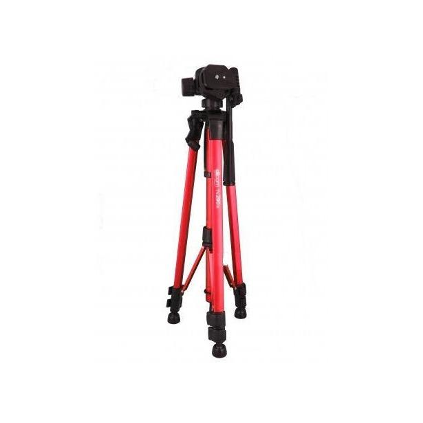 фото Штатив для фотокамеры Dicom TV290 N. Цвет: красный
