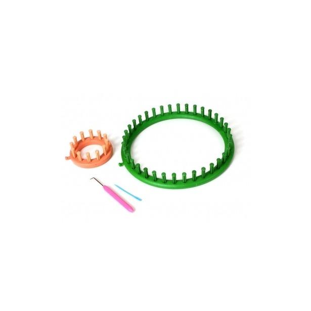 фото Набор приспособлений для вязания Bradex «Рукодельница»