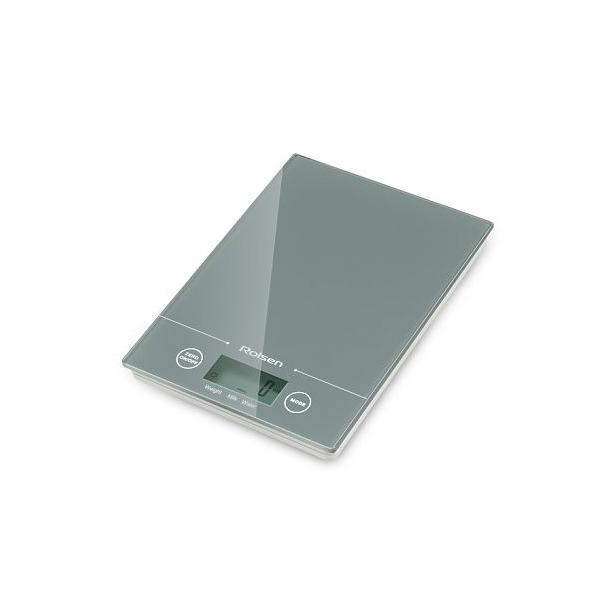 фото Весы кухонные Rolsen KS-2907. Цвет: серый