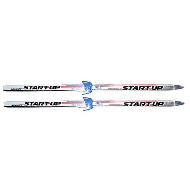 фото Комплект лыжный Start Up Advance Wax. Ростовка (длина лыжи): 180 см