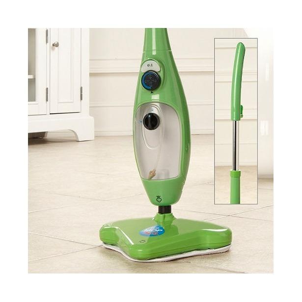 фото Паровая швабра H2O MOP X5 Elite зеленая