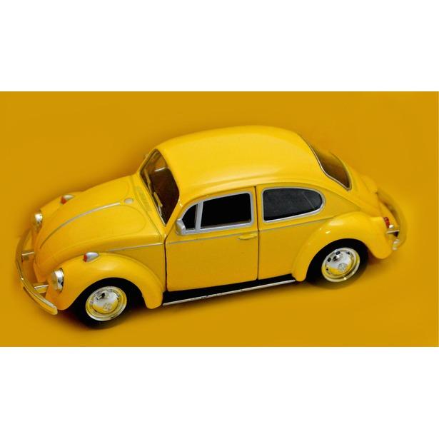 фото Модель автомобиля инерционная RMZ City Volkswagen Beetle. В ассортименте