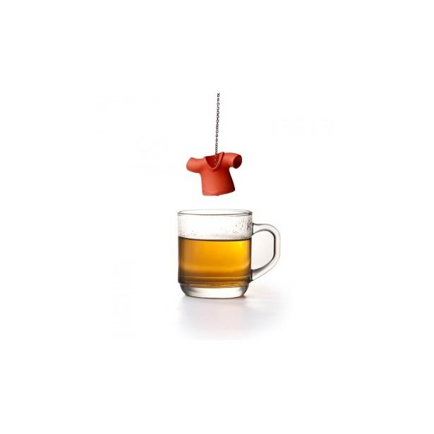 фото Емкость заварочная для чая Qualy Tea Shirt