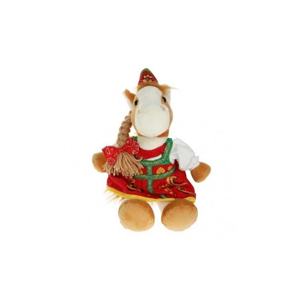 фото Мягкая игрушка Button Blue Коняшка Марфуша