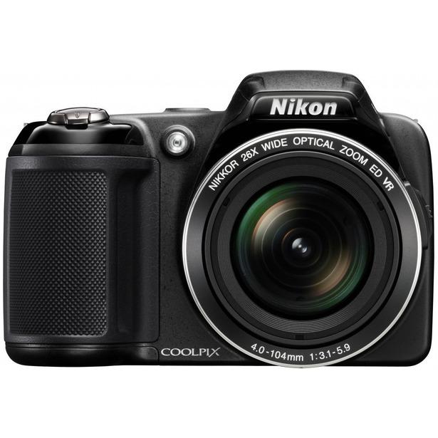 фото Фотокамера цифровая Nikon CoolPix L810