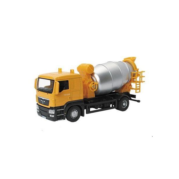 фото Модель автомобиля AUTOTIME Man TGS Truck. Бетономешалка 47677