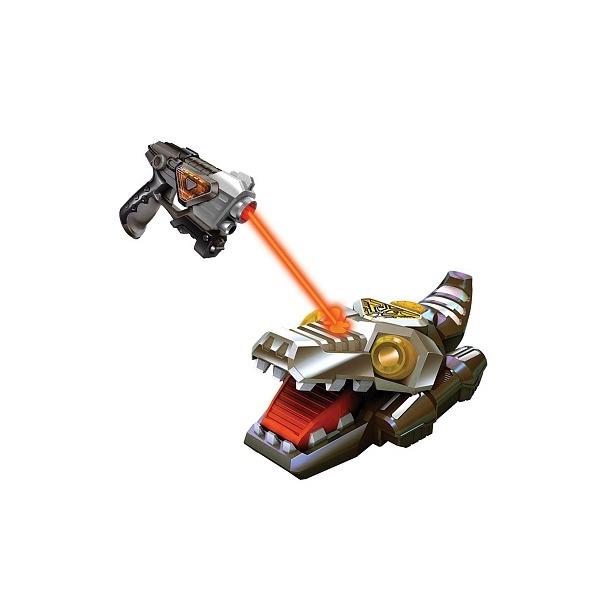 фото Игровой набор Silverlit Лазерная атака с напольной мишенью