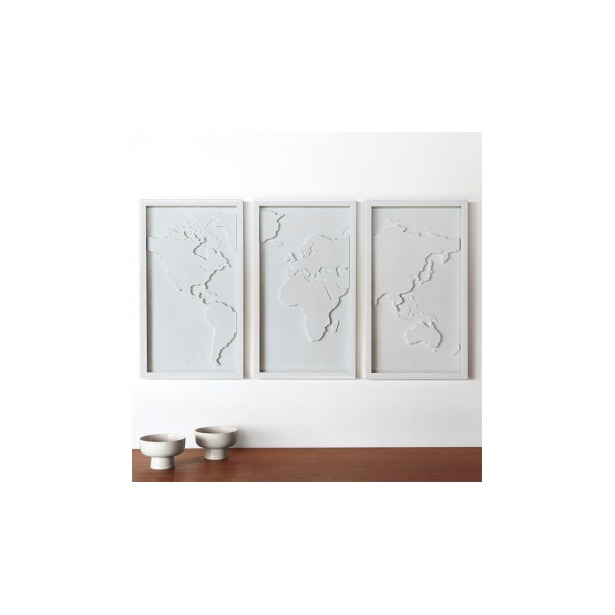 фото Панно для стен декоративное Umbra Mapster