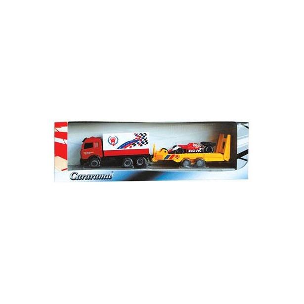 фото Модель автомобиля Cararama Truck Racer