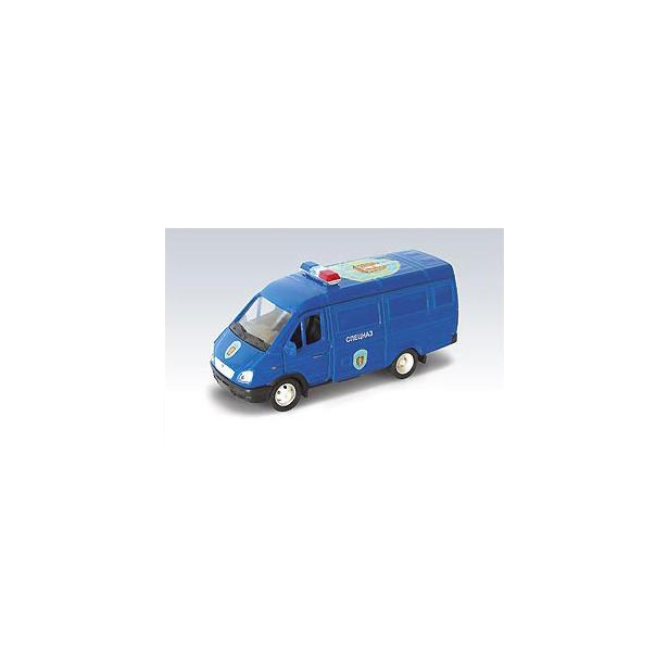 фото Модель автомобиля AUTOTIME ГАЗель «Спецназ»
