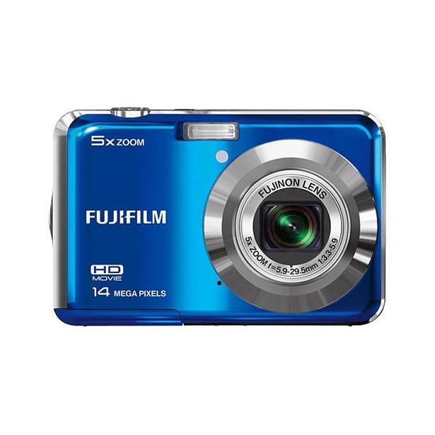 фото Фотокамера цифровая Fujifilm FinePix AX500. Цвет: синий