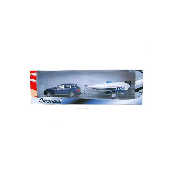 фото Модель автомобиля Cararama Crossover Boat Voyager