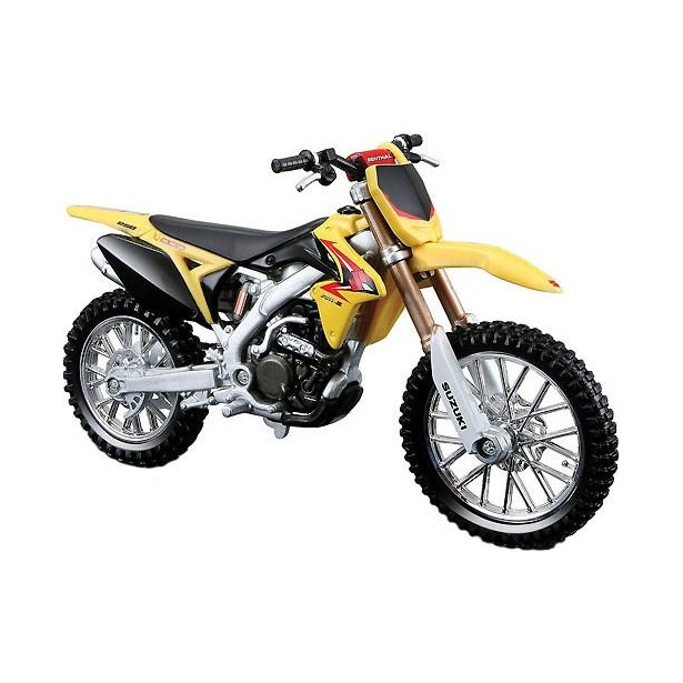 фото Модель мотоцикла 1:18 Bburago Suzuki RM-Z450