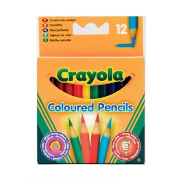 фото Набор цветных карандашей Crayola Coloured Pencils