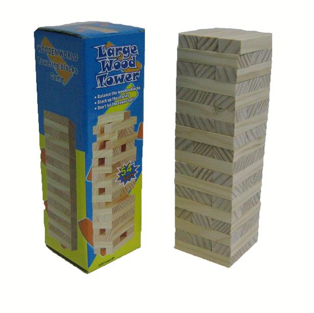 фото Игра Toy&Gift «Башня» ZY88245