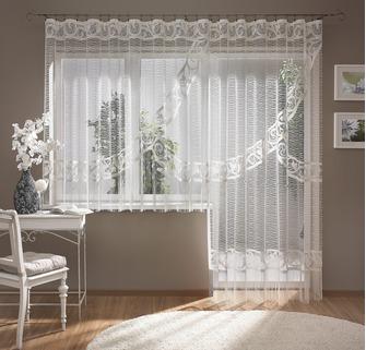 фото Гардина-балкон Wisan 347А+348А
