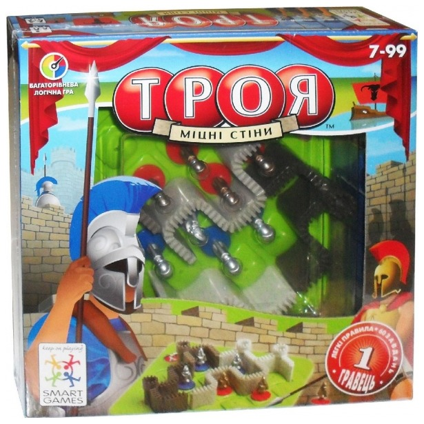 фото Игра логическая BONDIBON «Троя» SG 280 RU