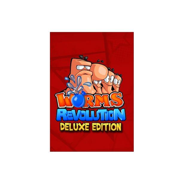 фото Игра для PC Worms: Революция. Deluxe Edition (rus sub)