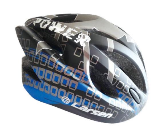 фото Шлем велосипедный Larsen HB-928-5. Размер: M (55-58 см)