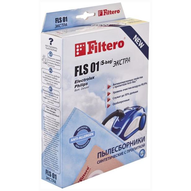 фото Мешки для пыли Filtero FLS 01 (4) Comfort