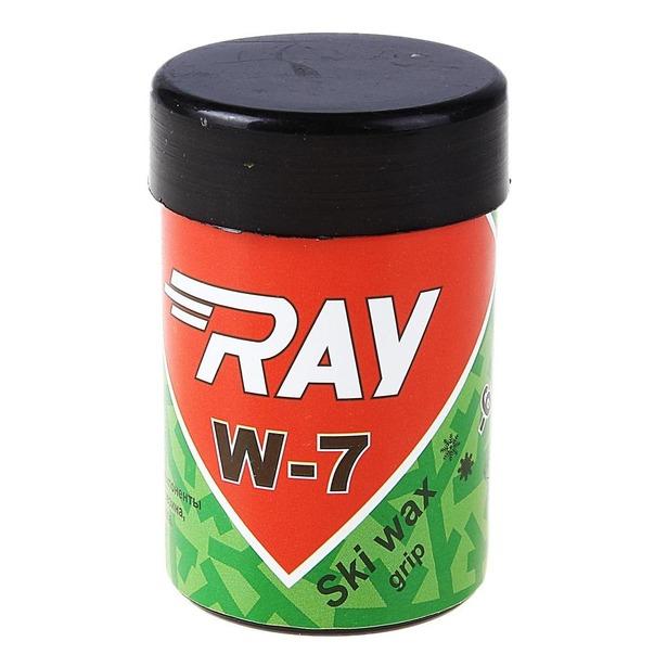 фото Мазь лыжная синтетическая RAY W-7