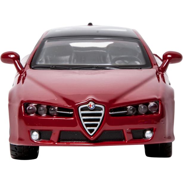фото Модель автомобиля 1:32 Bburago Alfa Brera. В ассортименте