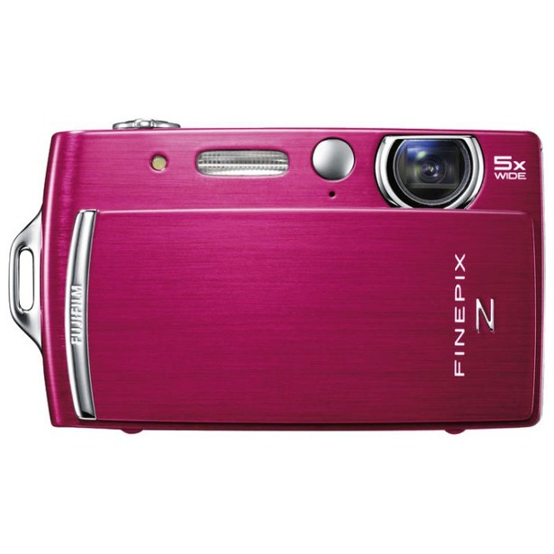 фото Фотокамера цифровая Fujifilm FinePix Z110. Цвет: розовый