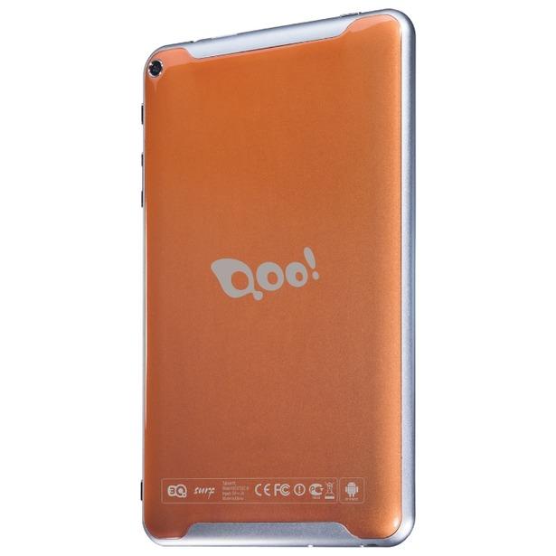 фото Планшет 3Q Qoo! Surf RC0722C 1Gb DDR3 8Gb eMMC. Цвет: оранжевый