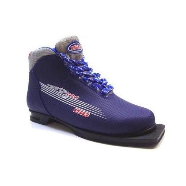 фото Ботинки лыжные ISG Touring 202