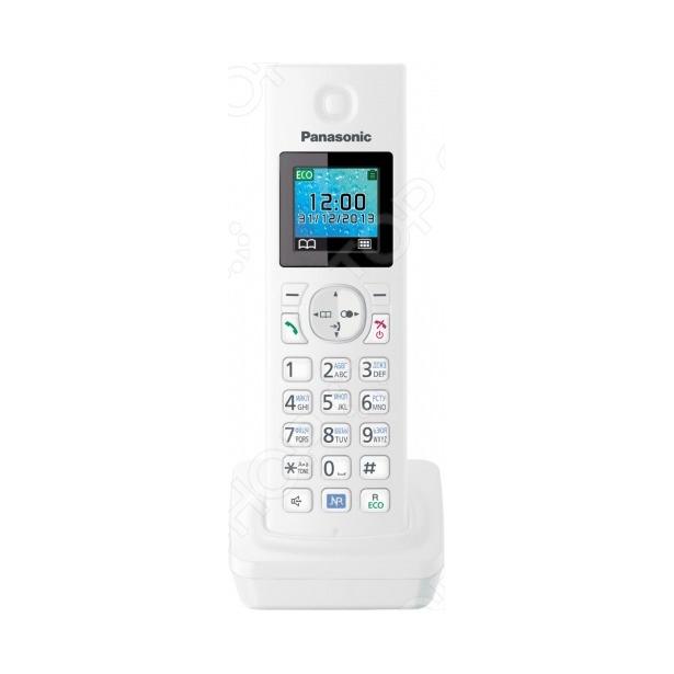 фото Радиотелефон Panasonic KX-TGA 785 RUW. Цвет: белый